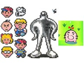 Earthbound Grab Bag - The Mother of all EarthBound Stuff by Arcade Art