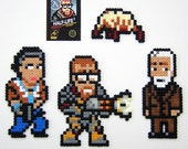 Half-Life 2 - 8-Bit NES style Fridge Magnets
