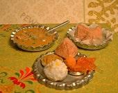 Mini Indian Food Meal