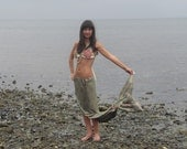 Mermaid Costume with Sea Shell Top