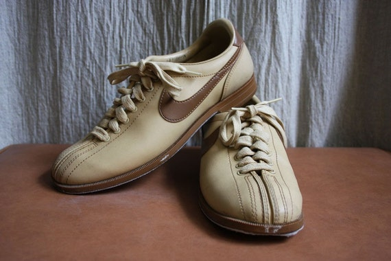Vintage Nike Bowling Shoes By Advintagous On Etsy