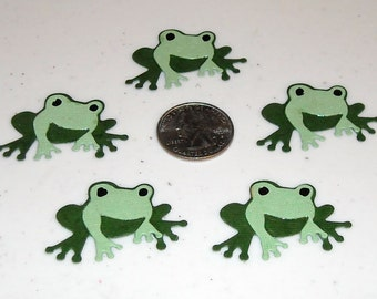 Sitting Frogs 5 to a pack