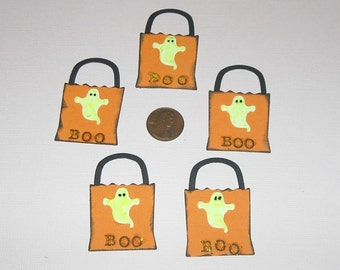Trick Or Treat Bags - 5 to a pack
