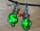 Materia Necklace Double