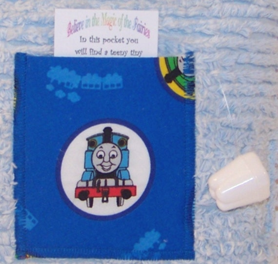Thomas the Tank Engine and Friends Tooth Fairy Pillow