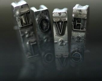 This type of LOVE, Fine art photograph, print 8x8
