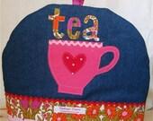Denim TEA cosy