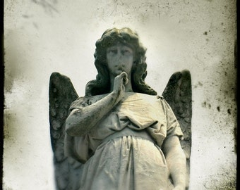 New Orleans Angels - Original Fine Art Photograph