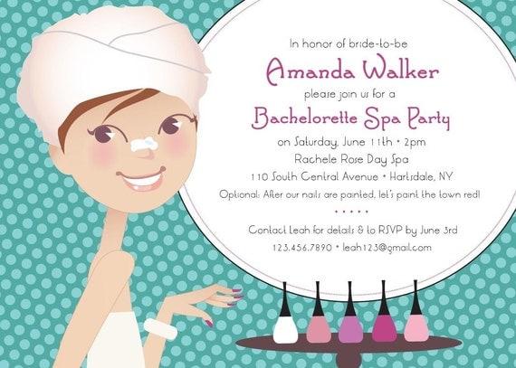 Bachelor Party Invitation with good invitation ideas