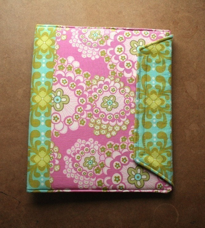 Cloth Book Cover Pattern : Notebook binder cover sewing pattern a pdf any