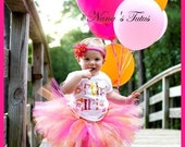 CUSTOM - Fruit Cocktail Tutu , perfect for Parties, Photo Shoots and Gifts in Sizes to 3yrs