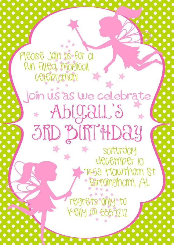 tinkerbell birthday cards free