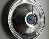SALE 1968-69 Ford LTD Hubcap Clock