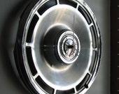 1971-73 Chevy Camaro Hubcap Clock no.2340