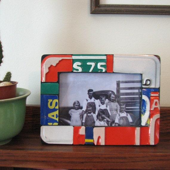 Mosaic License Plate/Tag Frame