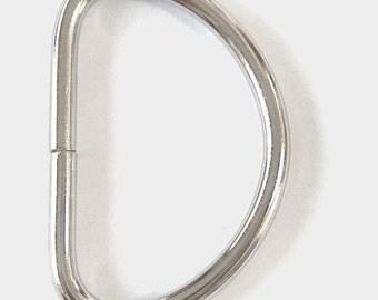 """200 D Rings - 1 1/2"""""""