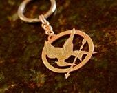 Hunger Games Mockingjay Keychain, unofficial memorabilia