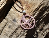 Hunger Games Inspired MockingJay Necklace with Peeta's Pearl, Unofficial Memorabilia