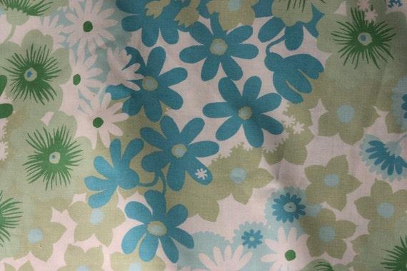 Mint Green and Aqua Flat Twin Sheet Cutter 257