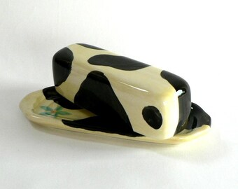 Moo Butter Dish