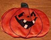 Precious Pumpkin Magnet Vintage Avon
