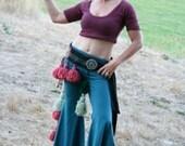 Soul liberating dance top- Hemp and Organic Cotton