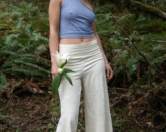 Back to the ROOTS pants- Hemp and Organic Cotton