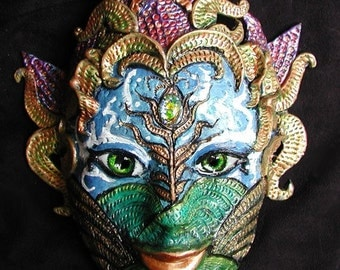 Cornucopia Mask (Reduced Price)