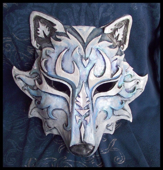 Wolf Mask- Any Color