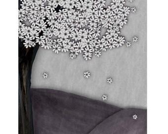 Blossom- print