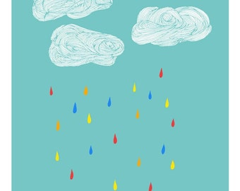 Rainclouds-Print