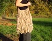Feathery Purse