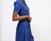 Jewel of a Paisley Dress