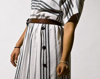These Stripes I'll Do Dress
