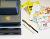 Riso Print Gocco PG-10 SUPER Advanced Registration w\/inks, screens and bulbs