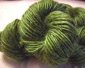FELCI - 100g/218m hand dyed handspun bamboo yarn