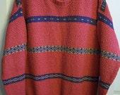 1980s Sweater