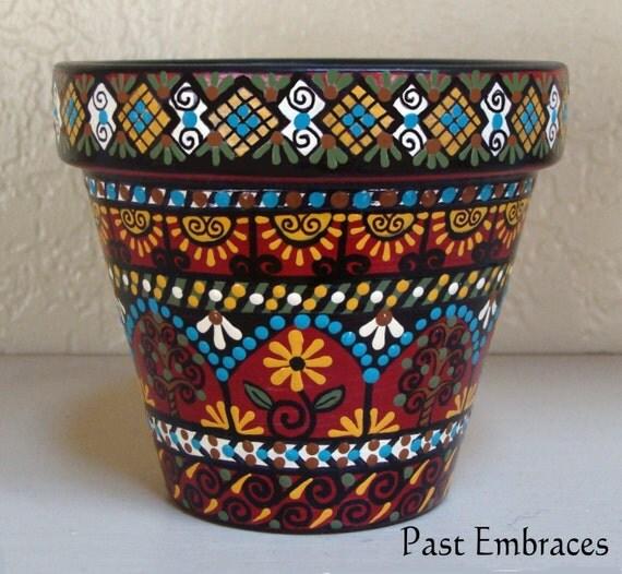 Sunrise Pysanka Designs Pottery