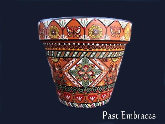 A Quiet Place Pysanka Designs Pottery