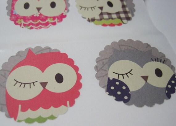 Owl Pal Stickers