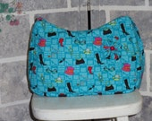A Michael Miller Fabric in a very nice Shoulder Bag