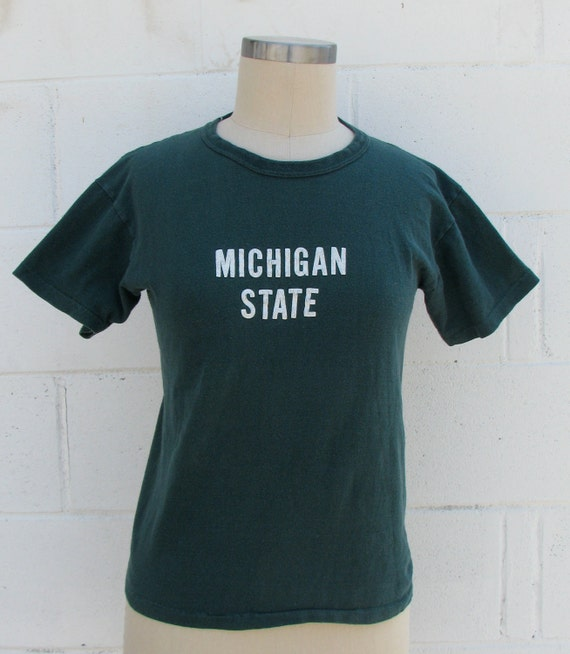 1960s Michigan State T Shirt