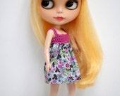 Spring Summer Dress for Blythe