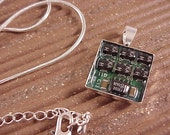 SALE Circuit Board Pendant Necklace Free Shipping to USA