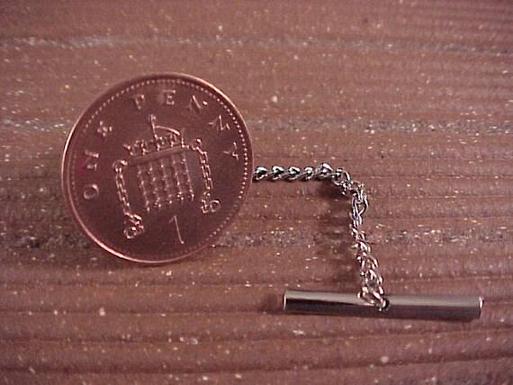 Tie Tack British Coin