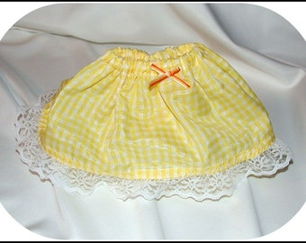 Lacy Slips for Dolls