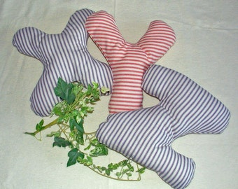 Letter Pillows X - Z
