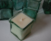 Sale Recycled Glass Candle 6 ounces