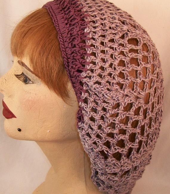 Women's Hat - Crocheted Snood