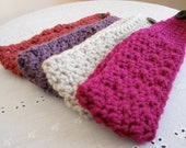SALE - 2 Cozy Earwarmers/Headbands - Adult/Teen Size Women Accessories Crochet